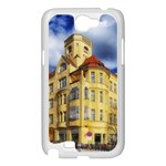 Berlin Friednau Germany Building Samsung Galaxy Note 2 Case (White) Front