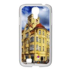Berlin Friednau Germany Building Samsung GALAXY S4 I9500/ I9505 Case (White)