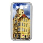 Berlin Friednau Germany Building Samsung Galaxy Grand DUOS I9082 Case (White) Front