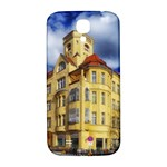 Berlin Friednau Germany Building Samsung Galaxy S4 I9500/I9505  Hardshell Back Case Front