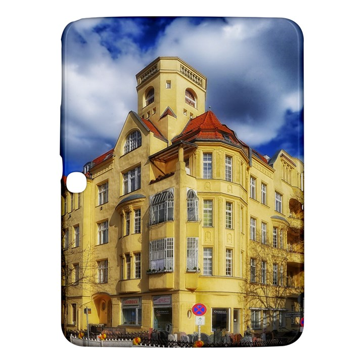 Berlin Friednau Germany Building Samsung Galaxy Tab 3 (10.1 ) P5200 Hardshell Case