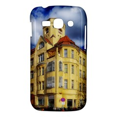 Berlin Friednau Germany Building Samsung Galaxy Ace 3 S7272 Hardshell Case