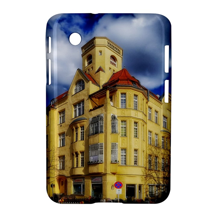 Berlin Friednau Germany Building Samsung Galaxy Tab 2 (7 ) P3100 Hardshell Case