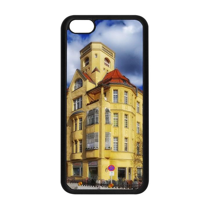 Berlin Friednau Germany Building Apple iPhone 5C Seamless Case (Black)