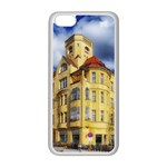 Berlin Friednau Germany Building Apple iPhone 5C Seamless Case (White) Front