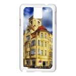 Berlin Friednau Germany Building Samsung Galaxy Note 3 N9005 Case (White) Front