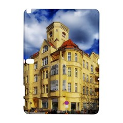 Berlin Friednau Germany Building Samsung Galaxy Note 10.1 (P600) Hardshell Case