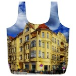 Berlin Friednau Germany Building Full Print Recycle Bags (L)  Back