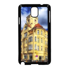 Berlin Friednau Germany Building Samsung Galaxy Note 3 Neo Hardshell Case (Black)