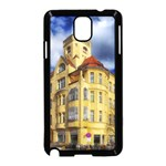 Berlin Friednau Germany Building Samsung Galaxy Note 3 Neo Hardshell Case (Black) Front