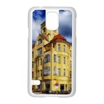 Berlin Friednau Germany Building Samsung Galaxy S5 Case (White) Front