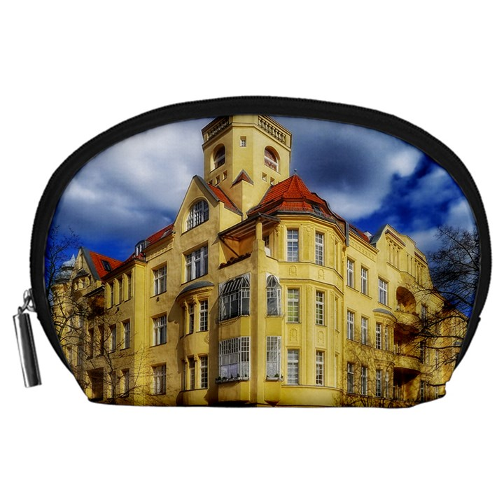Berlin Friednau Germany Building Accessory Pouches (Large)