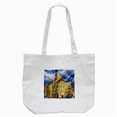 Berlin Friednau Germany Building Tote Bag (White)