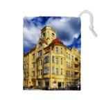 Berlin Friednau Germany Building Drawstring Pouches (Large)  Front