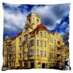 Berlin Friednau Germany Building Large Flano Cushion Case (Two Sides) Front