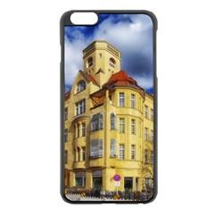 Berlin Friednau Germany Building Apple iPhone 6 Plus/6S Plus Black Enamel Case