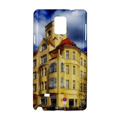 Berlin Friednau Germany Building Samsung Galaxy Note 4 Hardshell Case