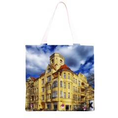 Berlin Friednau Germany Building Grocery Light Tote Bag