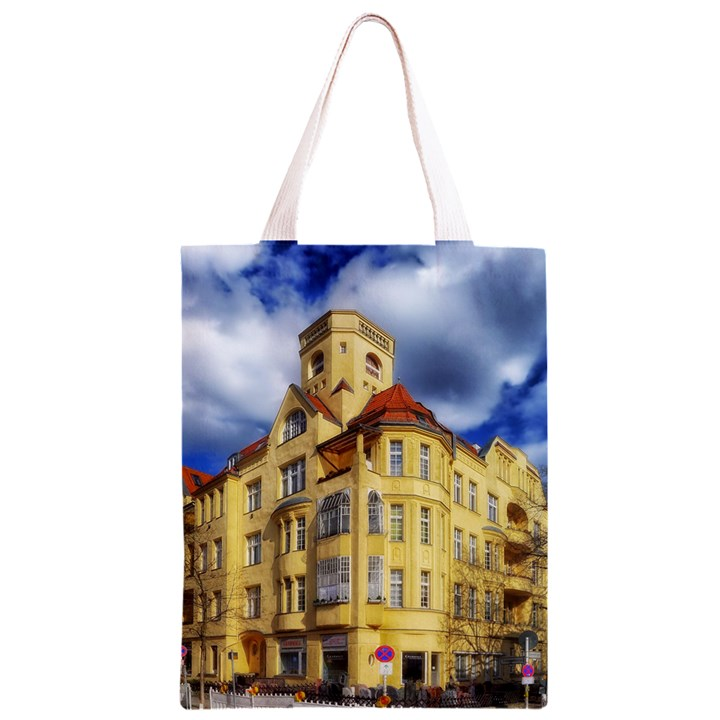 Berlin Friednau Germany Building Classic Light Tote Bag