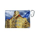Berlin Friednau Germany Building Canvas Cosmetic Bag (M) Back