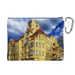 Berlin Friednau Germany Building Canvas Cosmetic Bag (XL) Back