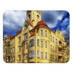 Berlin Friednau Germany Building Double Sided Flano Blanket (Large)  80 x60 Blanket Front