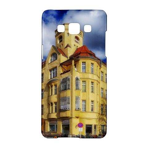 Berlin Friednau Germany Building Samsung Galaxy A5 Hardshell Case