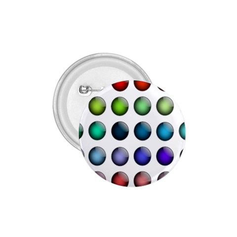 Button Icon About Colorful Shiny 1.75  Buttons