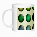 Button Icon About Colorful Shiny Night Luminous Mugs Left