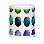 Button Icon About Colorful Shiny Morph Mugs Center