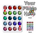 Button Icon About Colorful Shiny Playing Cards 54 Designs  Front - DiamondQ