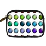 Button Icon About Colorful Shiny Digital Camera Cases Front