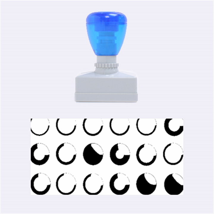 Button Icon About Colorful Shiny Rubber Stamps (Medium)
