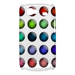 Button Icon About Colorful Shiny Samsung Galaxy Nexus S i9020 Hardshell Case