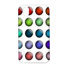 Button Icon About Colorful Shiny LG Optimus P970