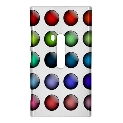 Button Icon About Colorful Shiny Nokia Lumia 920