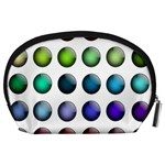 Button Icon About Colorful Shiny Accessory Pouches (Large)  Back
