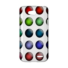 Button Icon About Colorful Shiny LG L90 D410