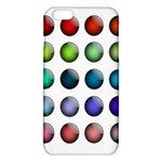 Button Icon About Colorful Shiny iPhone 6 Plus/6S Plus TPU Case Front