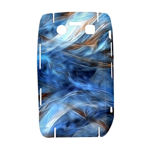 Blue Colorful Abstract Design  Bold 9700