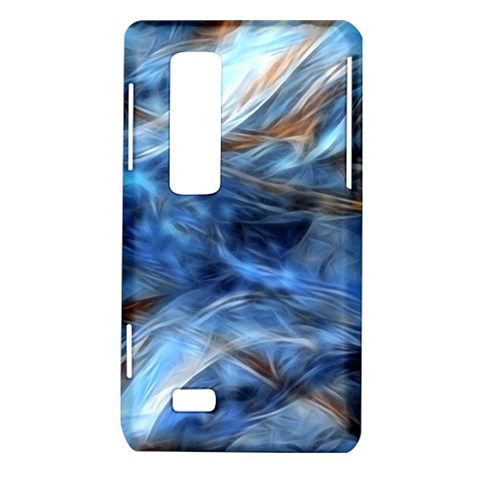 Blue Colorful Abstract Design  LG Optimus Thrill 4G P925