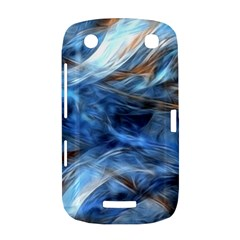 Blue Colorful Abstract Design  BlackBerry Curve 9380