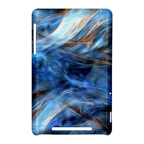 Blue Colorful Abstract Design  Nexus 7 (2012)