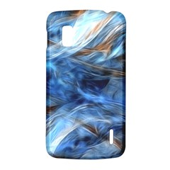 Blue Colorful Abstract Design  LG Nexus 4
