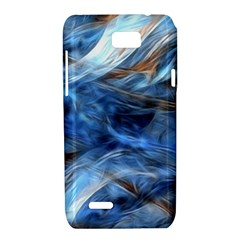 Blue Colorful Abstract Design  Motorola XT788