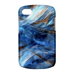 Blue Colorful Abstract Design  BlackBerry Q10