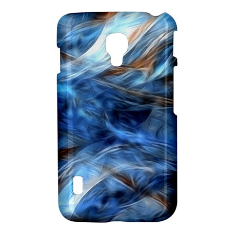 Blue Colorful Abstract Design  LG Optimus L7 II