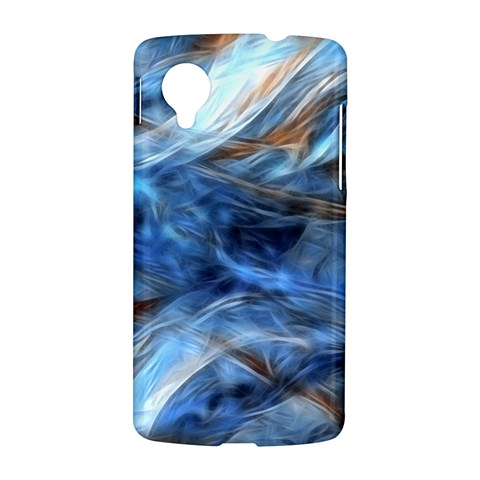 Blue Colorful Abstract Design  LG Nexus 5