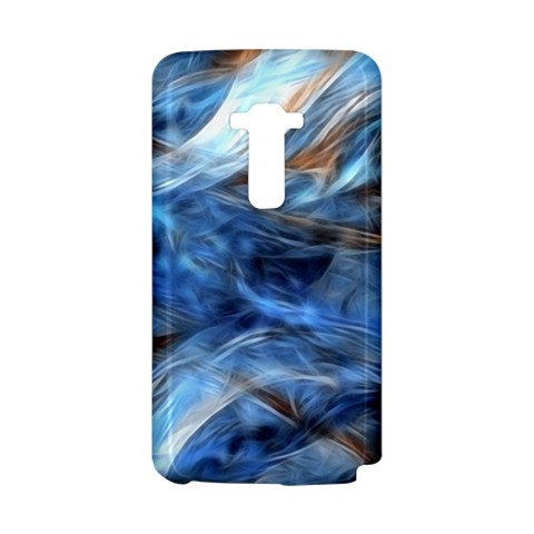 Blue Colorful Abstract Design  LG G Flex