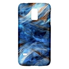 Blue Colorful Abstract Design  Galaxy S5 Mini
